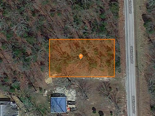 .29 Ac In Izard County, Ar : Horseshoe Bend : Izard County : Arkansas