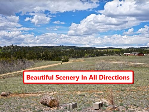 Gorgeous Land Near Eagle Rock : Jefferson : Park County : Colorado