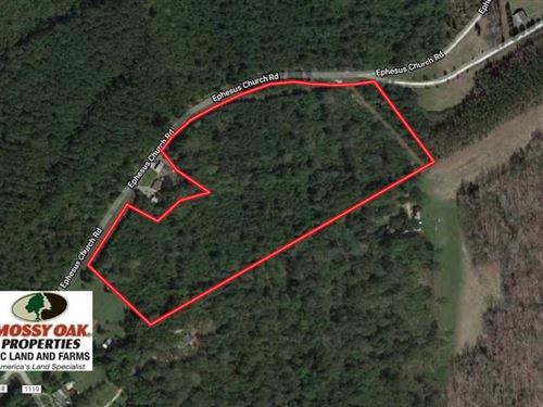 18 Acres Land For Sale in Blount's : Blounts Creek : Beaufort County : North Carolina