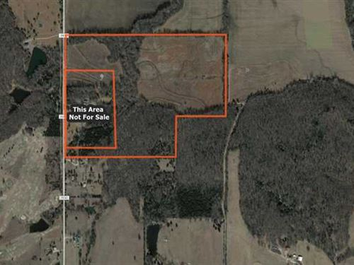 80 Acres of Recreational And AG Gr : Independence : Montgomery County : Kansas