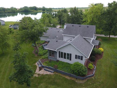 Marshall County Iowa Country Home : Clemons : Marshall County : Iowa
