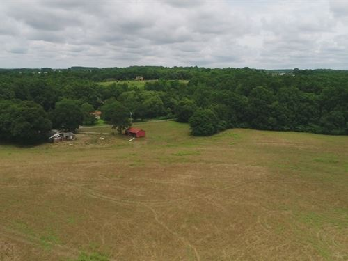 Prime 22+/- Acres Near Townville : Townville : Anderson County : South Carolina