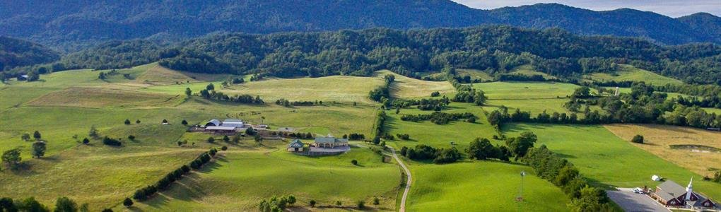 Luxury Home On 199 Acres : Speedwell : Claiborne County : Tennessee