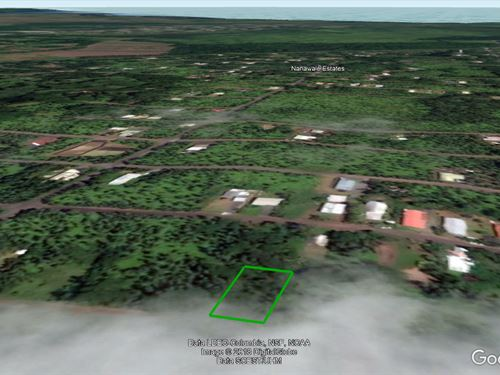 Awesome Hawaii Land Deal : Nanawale Estates : Hawaii County : Hawaii