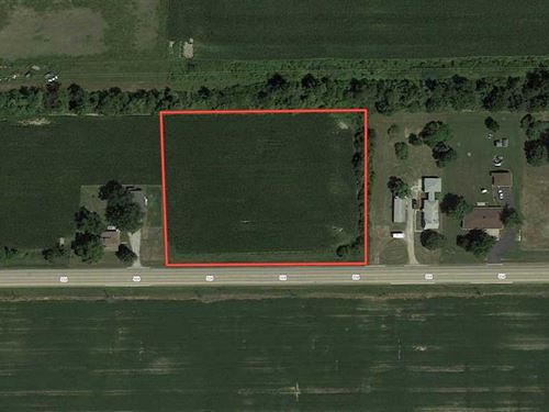 Land For Sale, Wells County, IN : Ossian : Wells County : Indiana