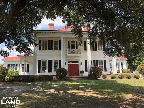 Orangeburg Edisto River Historic Fa : Orangeburg : South Carolina