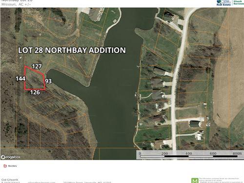 Lake Thunderhead Waterfront Lot : Unionville : Putnam County : Missouri