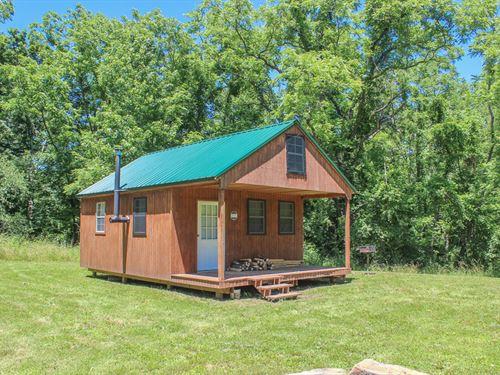 Simmons Rd, 38 Acres : Patriot : Gallia County : Ohio