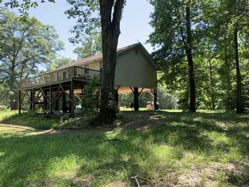 2.8 Acres on The Tombigbee Riv : Boligee : Greene County : Alabama