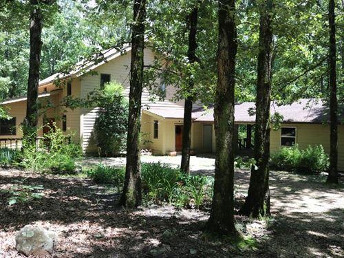 Energy Efficent Home Ozark : Mountain View : Stone County : Arkansas