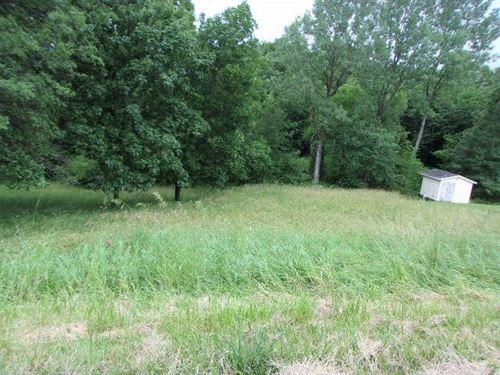 Lake Thunderhead Bare Lot For Sale : Unionville : Putnam County : Missouri