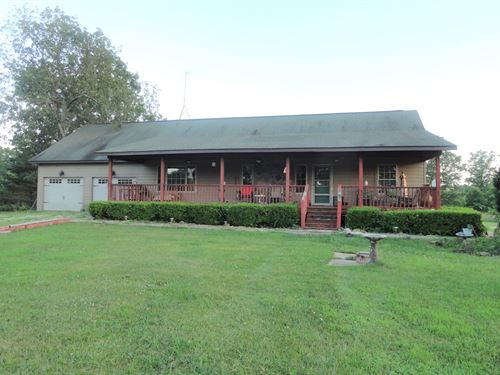 Private Setting 40 Acres Salem, MO : Salem : Dent County : Missouri