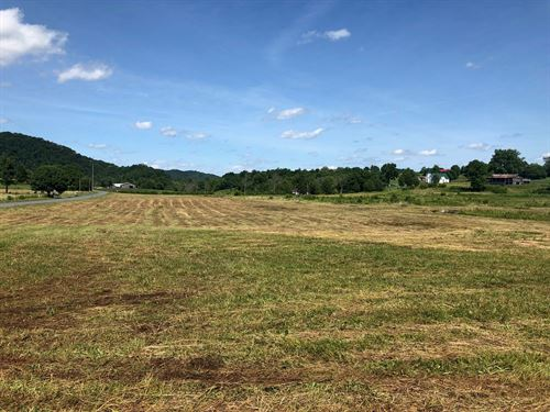 .76 Acre Unrestricted, Level Lot : Rogersville : Hawkins County : Tennessee