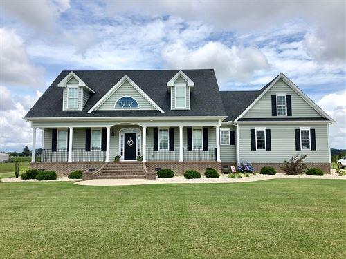 Gorgeous Immaculate Coastal NC : Hertford : Perquimans County : North Carolina