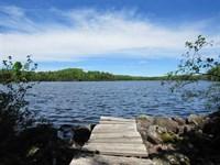 27622 Fence Lake Rd : Michigamme : Baraga County : Michigan