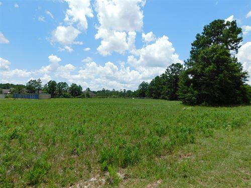 Commercial Land : Waynesville : Brantley County : Georgia