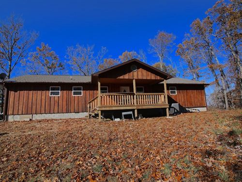 New Home For Sale In The Ozarks : Gainesville : Ozark County : Missouri