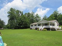 Beautiful Ranch Style Home In Wv : Big Springs : Calhoun County : West Virginia