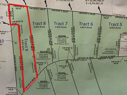 Unrestricted 4.83 Acres Of Frontage : San Augustine : Texas