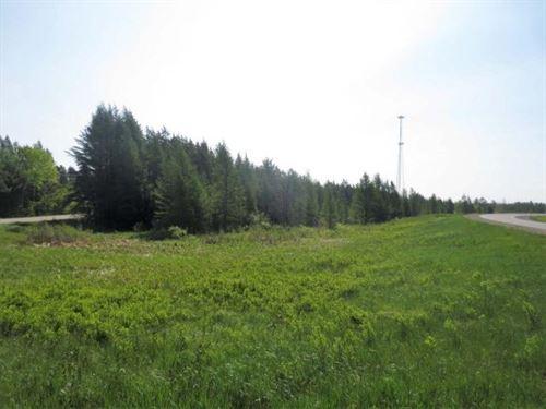 178604, Hwy 47 Acreage : Newbold : Oneida County : Wisconsin
