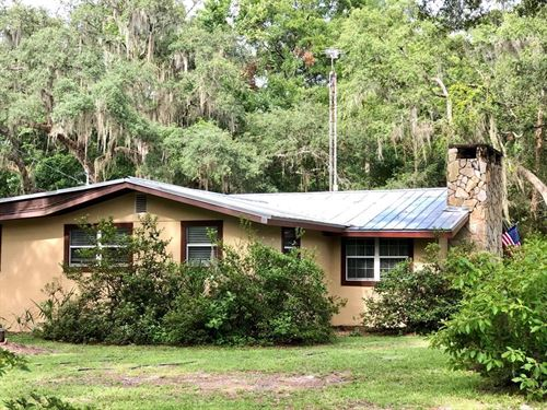 Country Home Acreage Chiefland, FL : Chiefland : Levy County : Florida