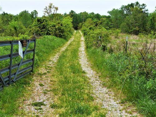 Pasture, Woods, Hunting, Homesite : Edmonton : Metcalfe County : Kentucky