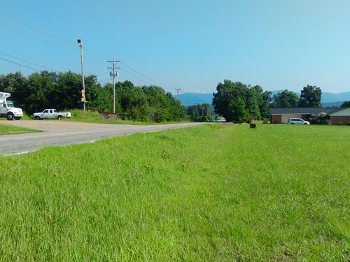 Beautiful Land With Views : Clarksville : Johnson County : Arkansas