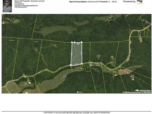 9.5 Acre Wooded Recreational Hunti : Linden : Perry County : Tennessee