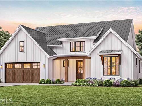 3-Bd New American House Plan : Rutledge : Morgan County : Georgia