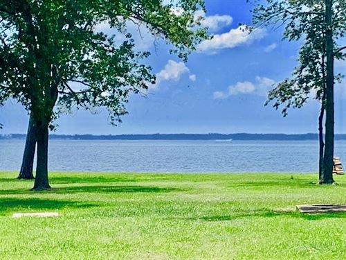 Waterfront Lot For Sale In Bath, Nc : Bath : Beaufort County : North Carolina