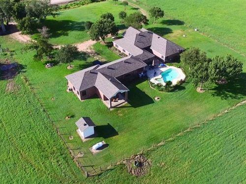 Riverbend Farms : East Bernard : Wharton County : Texas