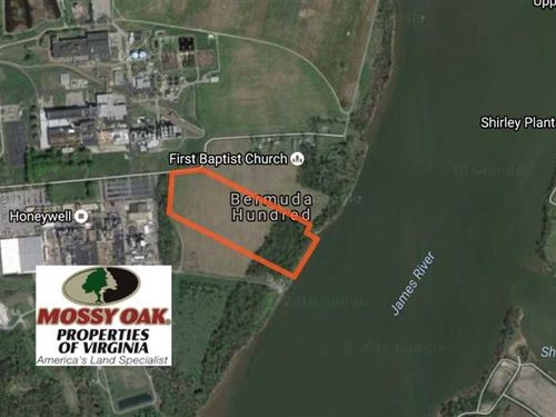 Reduced, 26 Acres of Prime Potent : Chester : Chesterfield County : Virginia