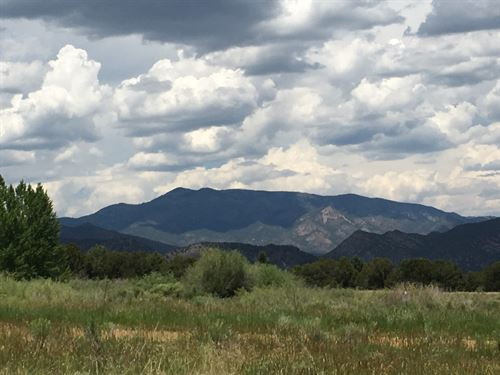 360 Mountain Views From 2+ Acres : Howard : Fremont County : Colorado