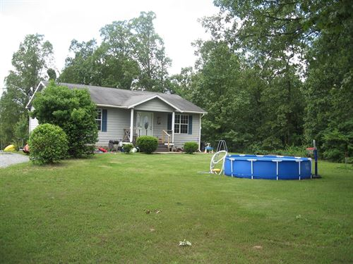 Out Of Town 3-Br, 2-Ba On 3 Acres : Fredericktown : Madison County : Missouri
