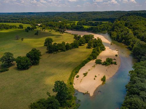 Illinois Riverbottom Land, NE OK : Tahlequah : Cherokee County : Oklahoma
