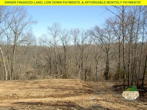 Hobby Farm Property : Climax Springs : Camden County : Missouri