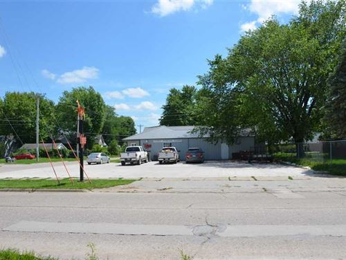Commercial Building For Sale in AL : Albia : Monroe County : Iowa