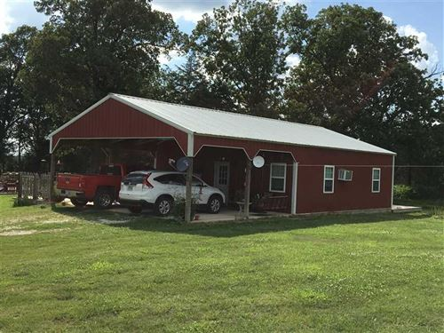 Barn House Built in 2016, 900 : Cave City : Sharp County : Arkansas