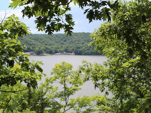 Lakefront Home Site Osage Arm Lake : Climax Springs : Camden County : Missouri