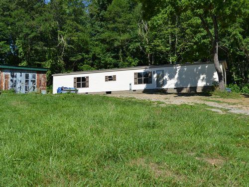 New Home Acreage Claiborne CO TN : Tazewell : Claiborne County : Tennessee