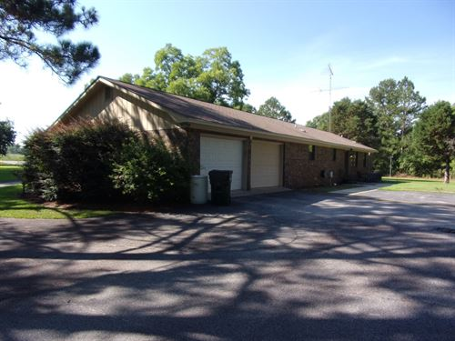 3 Bd, 2 BA Home 4 Acres Metter, GA : Metter : Candler County : Georgia