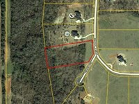 3 Acre Residential Building Lot : Perry : Peach County : Georgia
