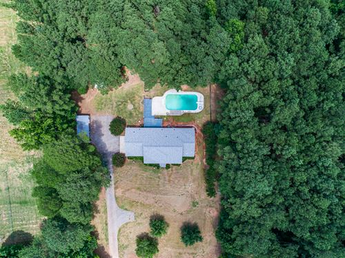 3 Bed/2 Bath Ranch On 5 Acres, Pool : Monroe : Walton County : Georgia
