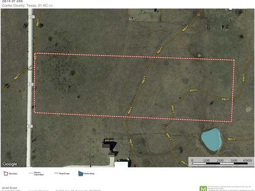 10.01 Acres For Sale Near Era, TX : Era : Cooke County : Texas