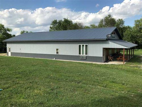 Hunting/Fishing Lodge248 Walnut St : Niobrara : Knox County : Nebraska