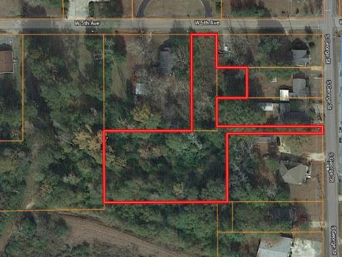 Residential Lot In Forrest County : Petal : Forrest County : Mississippi