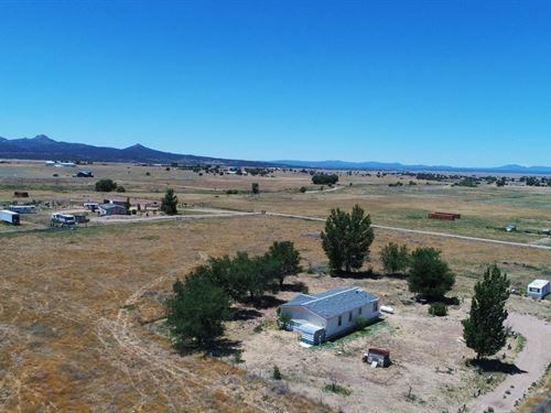 Horse Property Paulden, 7 Acres : Paulden : Yavapai County : Arizona