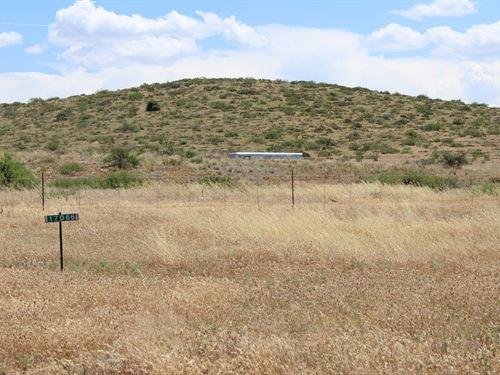 Central Arizona Residential Home : Spring Valley : Yavapai County : Arizona