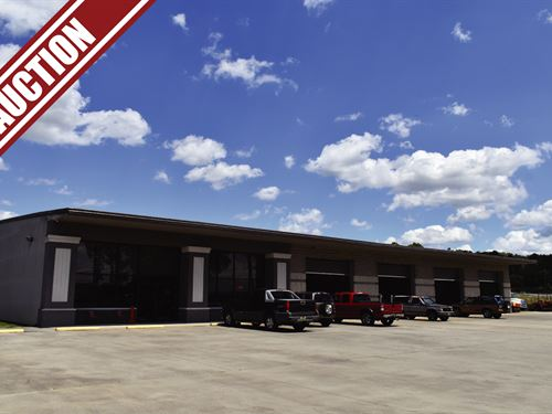 Auction, Prime Automotive Facility : Alexandria : Calhoun County : Alabama