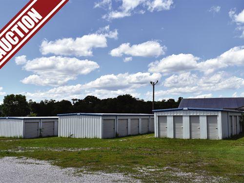 Auction Warehouse And Storage Units : Alexandria : Calhoun County : Alabama